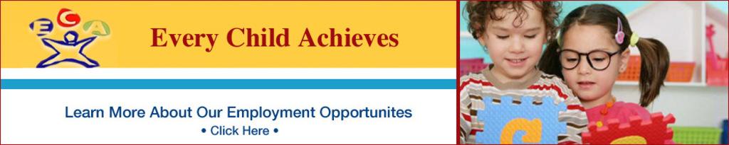Every Child Achieves Inc Logo