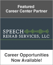 Speech Rehab Services Careers