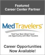 Med Travelers Featured Careers
