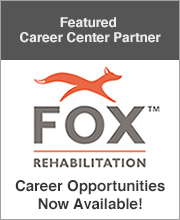 Fox Rehabilitation Careers