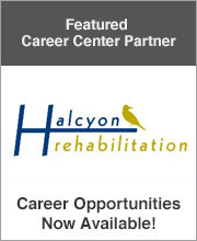 Halcyon Rehabilitation Careers