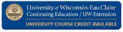 UWEC University Course Credit Available