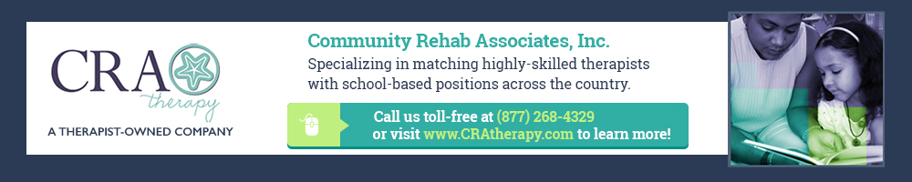 CRA Therapy Careers