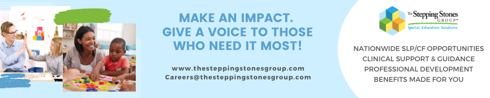 The Stepping Stones Group - Make an Impact - August 2020