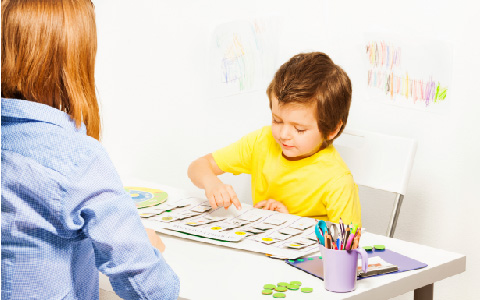 autism and speech pathology